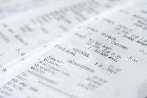 receipt-1274307_1280